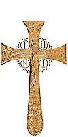 Крест напрестольный - Мальтийский №2a