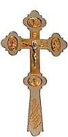 Крест напрестольный №6-1