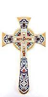 Крест напрестольный - Мальтийский