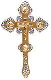 Крест напрестольный №7-1