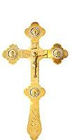 Крест напрестольный №1-2 (литьё)