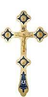 Крест напрестольный №1-1 2-c