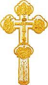 Крест напрестольный №04