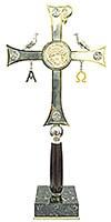 Напрестольный крест №17