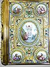 Оклад для Евангелия ювелирный - 24