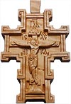 Крест нательный №8