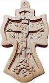 Крест нательный №19