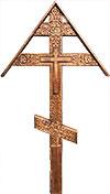 Крест намогильный - CP1