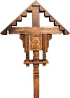 Крест намогильный - CP8