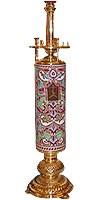 Напольный подсвечник - 81 (тощая свеча)