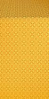 "Шёлк ""Елец"" (жёлтый/золото)"