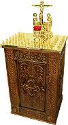 Стол панихидный - 7 (на 40 свечей)