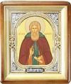 Православная икона: Преп. Сергий Радонежский