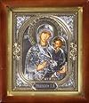 Православная икона: Тихвинский образ Пресвятой Богородицы