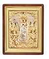 Православная икона: образ Пресв. Богородицы Всех скорбящих Радость - 5