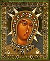 """Образ: """"Филермская"""" икона Пресвятой Богородицы"""