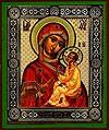 """Образ: """"Тихвинская"""" икона Пресвятой Богородицы"""