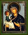 """Образ: """"Иерусалимская"""" икона Пресвятой Богородицы"""