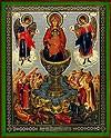 """Икона: образ Пресвятой Богородицы """"Живоносный источник"""""""