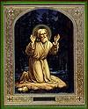 Икона: Св. Преподобный Серафим Саровский чудотворец (поясной)