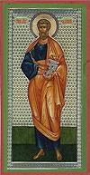Икона: Св. апостол и евангелист Матфей