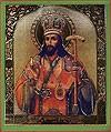 Икона: Святитель Димитрий митрополит Ростовский