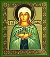 Икона: Св. праведный Глафира