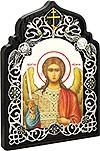 Икона настольная  - Архистратиг Михаил.