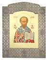Икона: Святитель Николай Чудотворец - 25