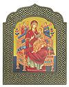 Икона: образ Пресв. Богородицы Всецарица