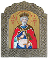Икона св. Равноапостольного великого княза Владимира