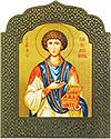 Икона св. Великомученика и целителя Пантелеимона
