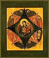 Образ Пресв. Богородицы 'Неопалимая Купина' - BNK01