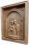 Икона свв. преп. Петра и Февронии Муромских - 1
