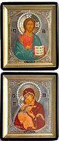 Иконы венчальные, пара №58-59