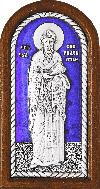 Икона: свт. Спиридон Тримифунтский - 140-3