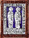 Икона: свв. Апостолы Петр и Павел - A142-3