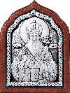 Икона: свт. Тихон Задонский - A64-2