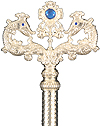 Жезл архиерейский №5A