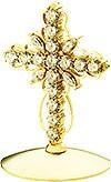 Крест на митру ювелирный - А752 (золочение)