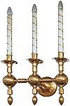 Лампа настенная - 17
