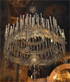 Паникадило церковное no.R2 (101 свечей)