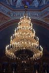 Пятиярусное церковное паникадило (на 108 свечей)