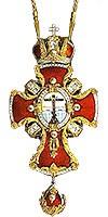 Крест священника наперсный №23a