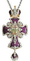 Крест священника наперсный №23