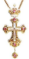 Крест священника наперсный №75