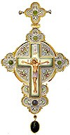 Крест священника наперсный №116