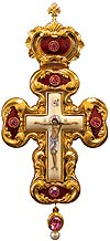Крест священника наперсный №117