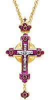 Крест наперсный №14