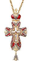 Крест наперсный священника no.36